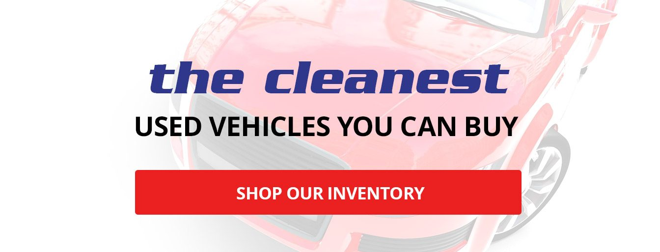 The Cleanest Used Vehicles
