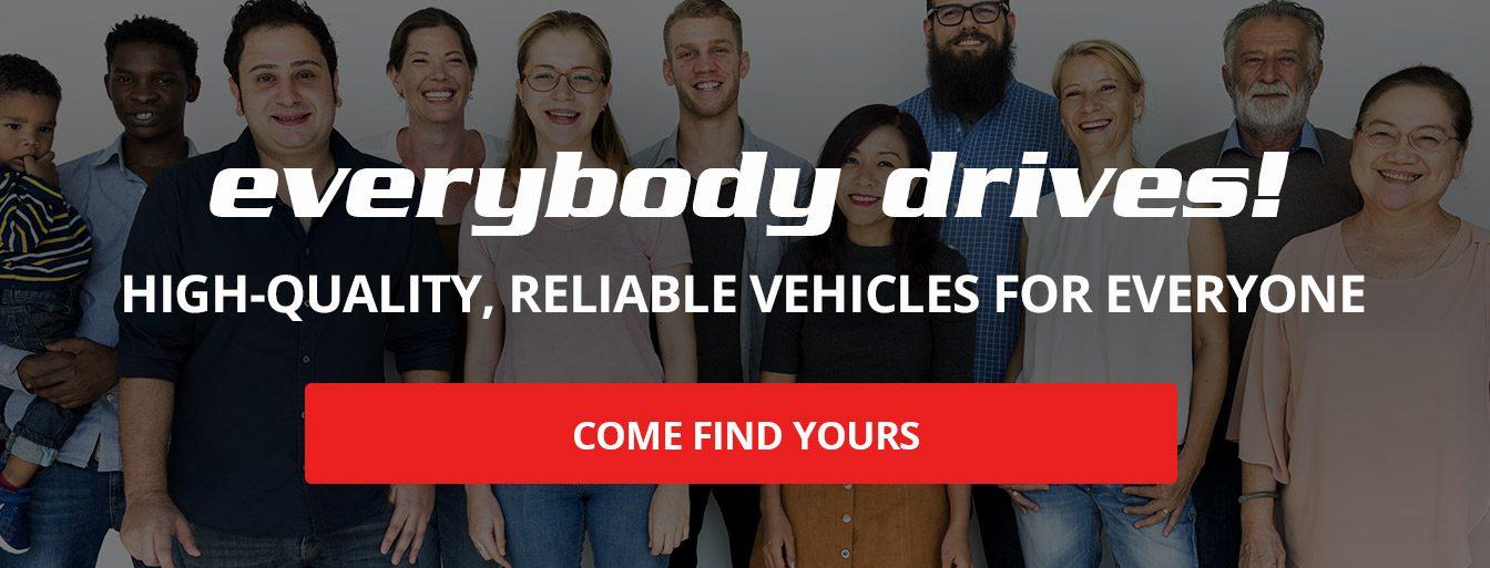 Everybody Drives